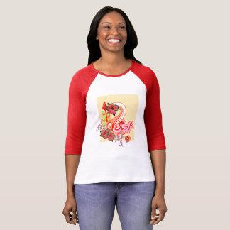Surfing T shirt for women
