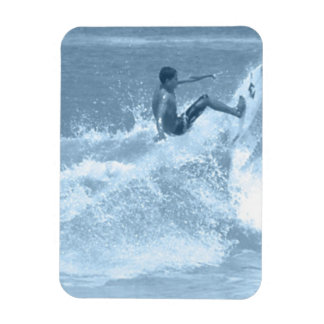 Surfing Tricks Premium Magnet Rectangle Magnets