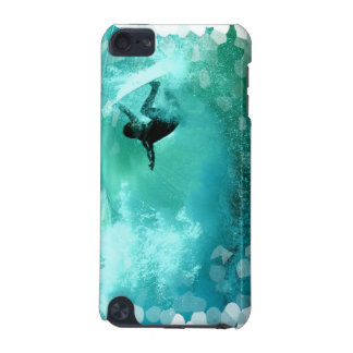 Surfing Wipeout iTouch Case iPod Touch (5th Generation) Covers