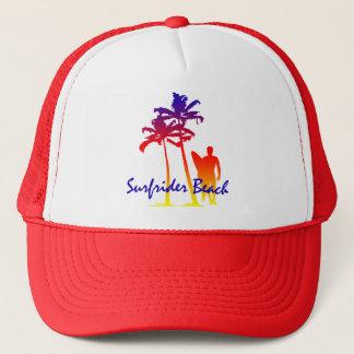 Surfrider Beach Two-Tone Trucker Hat