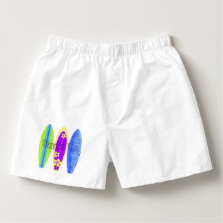 Surf's Up Men's Boxercraft Cotton Boxers