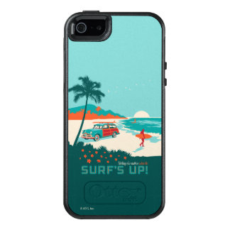 Surf's Up OtterBox iPhone 5/5s/SE Case