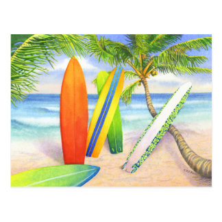 Surf's Up! Post Card