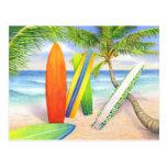 Surf's Up! Postcards
