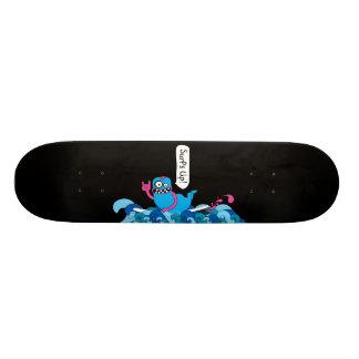 Surf's Up!!! Skate Board Deck