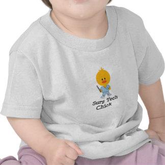 Surg Tech Chick Infant T-shirt
