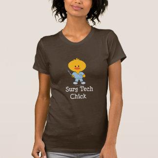 Surg Tech Chick Tee Shirt