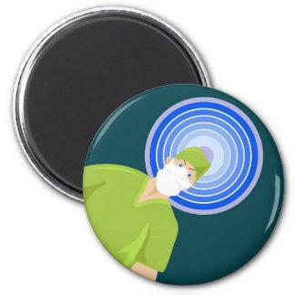 Surgeon 6 Cm Round Magnet
