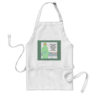 Surgeon is a Real Cut up Aprons