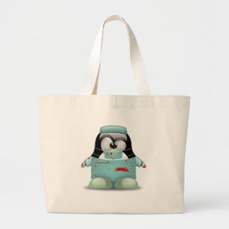 Surgeon Tux Tote Bags