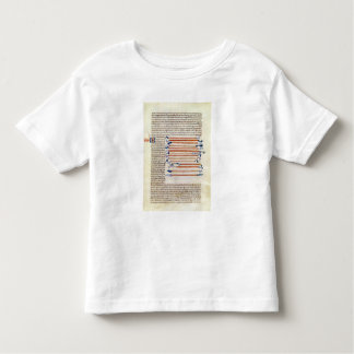 Surgical instruments from a treatise toddler T-Shirt