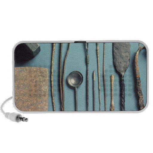 Surgical instruments laptop speaker