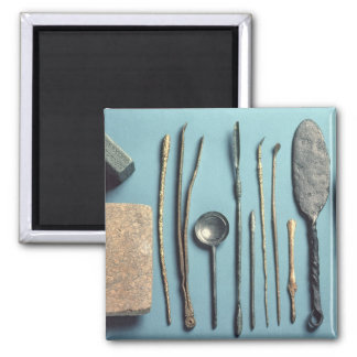 Surgical instruments square magnet
