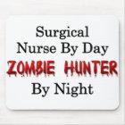 Surgical Nurse/Zombie Hunter Mouse Mat