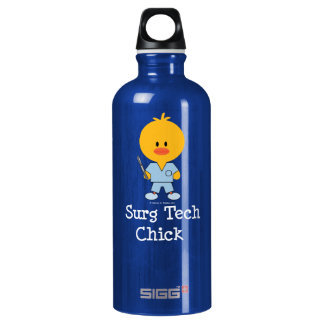 Surgical Tech Chick SIGG Traveller 0.6L Water Bottle