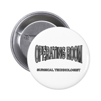 Surgical Technologist - Operating Room black Pin