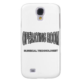 Surgical Technologist - Operating Room black Galaxy S4 Case