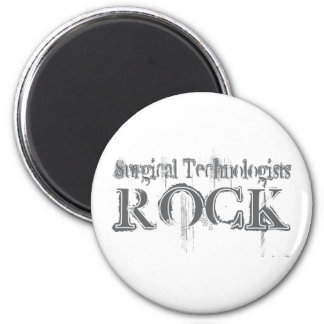 Surgical Technologists Rock Magnet