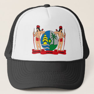 Suriname Coat of Arms Hat