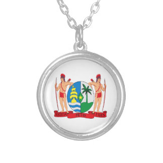Suriname Coat of Arms Jewelry