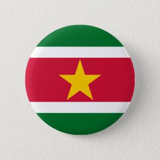 Suriname Flag Button