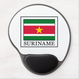 Suriname Gel Mouse Pad