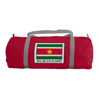 Suriname Gym Duffel Bag