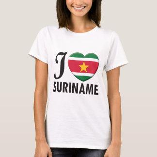 Suriname Love T-Shirt