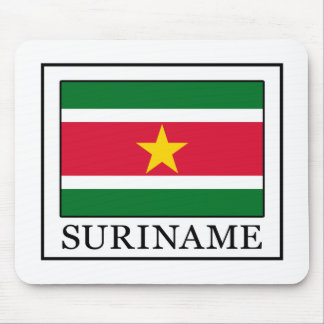 Suriname Mouse Pad