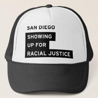 SURJ San Diego Logo Wear Trucker Hat