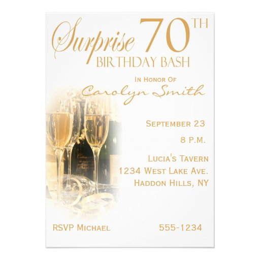 Suprise Party Invitations is good invitations example