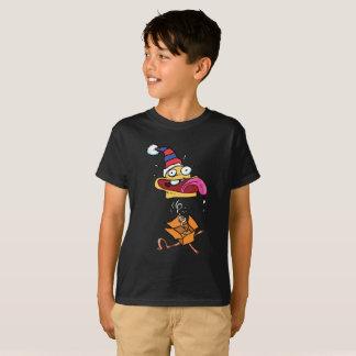 surprise clown funny cartoon T-Shirt