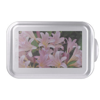 Surprise Lilies After the Rain Cake Pan