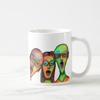 Surprise! Coffee Mugs