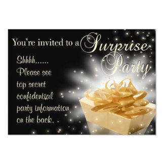 Surprise Party Card