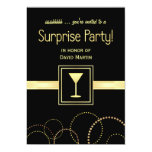 Surprise Party Invitations - Ssshhh You're Invited