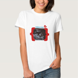 Surprise Ultrasound Announcement Gift Tees