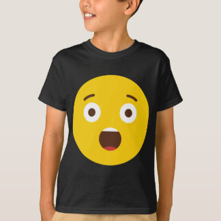 Surprised Emoji T-Shirt
