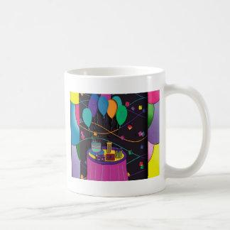 surprisepartyyinvitationballoons coffee mug