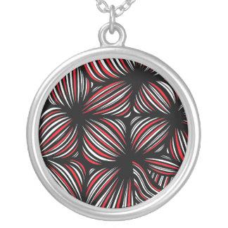 Surprising Achievement Sensible Loyal Round Pendant Necklace