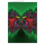 Surreal Butterfly Card