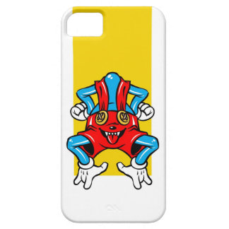 Surreal Cartoon Monster Barely There iPhone 5 Case