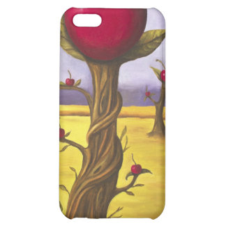 Surreal Cherry Tree iPhone 5C Covers