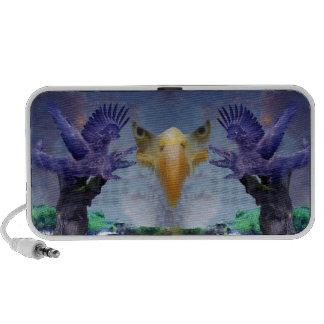 Surreal Eagle Portable Speaker