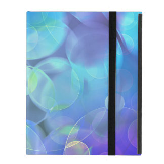 Surreal Fractal Abstract Design iPad Cases