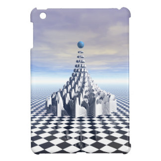 Surreal Fractal Tower Case For The iPad Mini