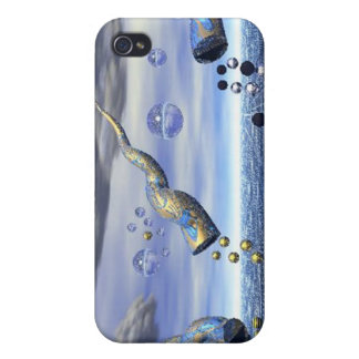 Surreal Horns Spring 4 4s  iPhone 4/4S Cover