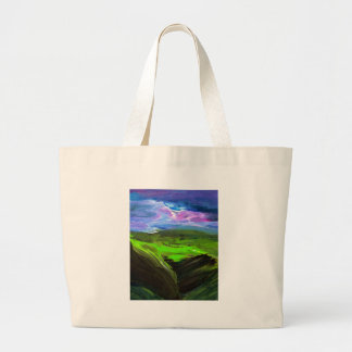Surreal Landscape CricketDiane Art Products Tote Bag