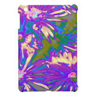 Surreal lavender Flowers iPad Mini Cover