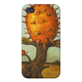 Surreal Melon Tree iPhone 4/4S Cover